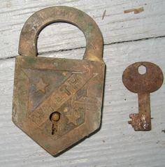 how to work a padlock