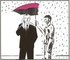 Protección social española desde 2012 - Viñeta: El Roto - 9 SEP 2012 | Opinión | EL PAÍS
