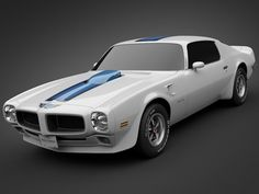 1970 Pontiac Firebird Trans Am 55 V Ray Materials, Pontiac Cars, Pontiac Firebird Trans Am, Modelos 3d, Pony Car, American Muscle Cars, American Sports, Sweet Cars, Hot Cars