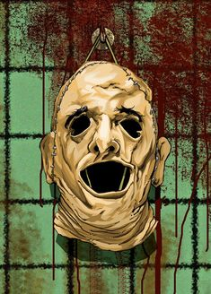 leatherface of the texas chainsaw massacre Horror Villains, Horror Movie Characters, Horror Movies, Texas Chainsaw Massacre, Slasher Movies, Horror Artwork, Horror Monsters, Horror Icons, Arte Horror