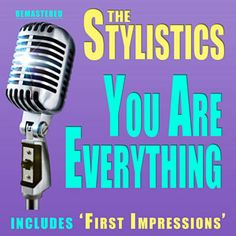 Found You Are Everything by The STylistics with Shazam, have a listen: http://www.shazam.com/discover/track/248092