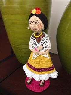 Muñeca Frida