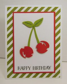 The stems are from the wavy pieces and the cherries are one of the centers of…