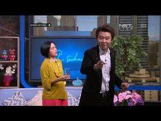 Sarah Sechan Ditantang ilusionis Marcel Wen Bermain Sulap - YouTube