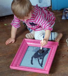 Modern Parents Messy Kids: Pinned: 5 DIY Activities to Stimulate the Kids