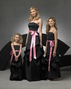 Bridesmaid Dress Trends 12 Wedding Party Dresses Black Attire
