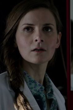 """And Molly Hooper (Louise Brealey) 