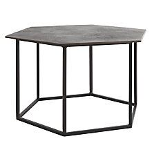 Buy Content by Terence Conran Fusion Hexagon Side Table Online at johnlewis.com