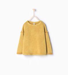 Imagem 1 de Sweatshirt espiga da Zara