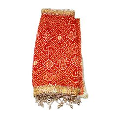 Bandhani mata Chunri,Buy Bandhani mata Chunri online from India.