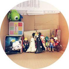 佢地又要搬屋了 #playmobil #disney