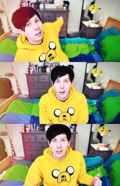 Phil I want your hoodie!! / Adventure Time