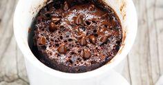 (Paleo) 1-Minute Chocolate Brownie In A Mug