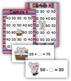 Common Core: Give a Mouse a Number, Number and Operations . This unit is packed with materials for teaching five different common core number and operations standards. It includes whole group instruction, workstation activities, a whole class game, partner games, and printables. $