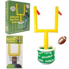 Maven Gifts Beistle Goal Post Centerpiece with Inflatable Goal Post Cooler *** You can get more details by clicking on the image. Note:It is Affiliate Link to Amazon.