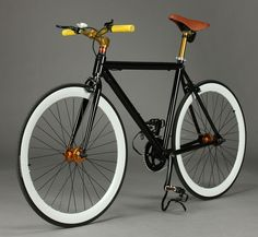 Incognito - Fixie bicycle | Shared from http://hikebike.net
