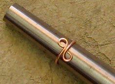 DIY wire rings  waterfireviews.com
