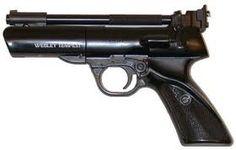 Webley Air Pistol