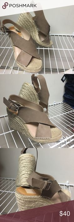 Dolce Vita wedges Brand new never worn Dolce Vita wedges. Dolce Vita Shoes Wedges