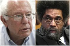 """Cornel West lashes out at civil rights icons after Bernie Sanders suffers resounding South Carolina defeat """"There's no doubt that the great John Lewis of 50 years ago is different than the John Lewis today"""""""