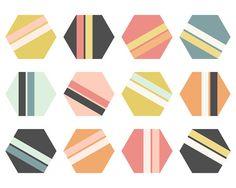 Colour Pallette, Colour Schemes, Colour Combinations, Photoshop Shapes, Clip Art, Simple Colors, Digital Collage, Digital Art, Color Inspiration