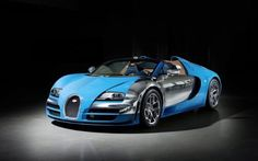 The Bugatti Legend 'Meo Costantini' Grand Sport Vitesse. The car is the third of six planned special edition Veyrons celebrating the men that have shaped Bugatti's history. The new Meo Costantini is dedicated to Bartolomeo Costantini, bo. Maserati, Lamborghini, Ferrari, Bugatti Veyron, Bugatti Cars, Bugatti Logo, Bugatti Wallpapers, Car Wallpapers, Hd Wallpaper