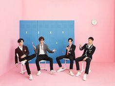 Los F4, Shan Cai, Handsome Korean Actors, A Love So Beautiful, Beautiful People, Web Drama, Meteor Garden 2018, Boys Over Flowers, Pretty Men
