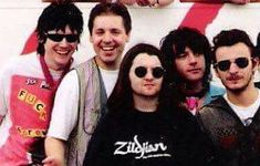 "akw: """"Mark Goodier and the Manics at The Radio 1 Roadshow…."" via MSM """