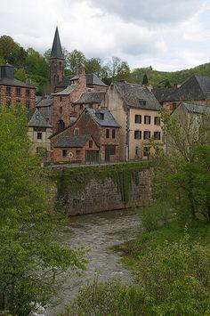 ♔ Villecomtal ~ Midi-Pyrenees ~ France