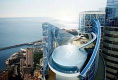 Infinity-Pool und Wasserrutsche: Das ist die teuerste Wohnung der Welt | Ausland | Blick