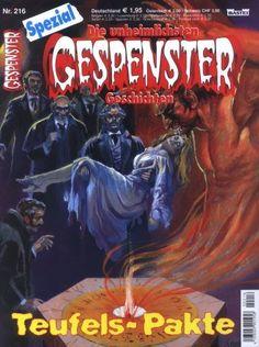 Gespenster Geschichten Spezial #216 - Teufels-Pakte