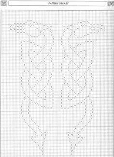Livre: Celtic Cross Stitch 30 Alphabet, animaux, et Knotwork Projets - 1996 - rétro Vintage - MAINS CREATIVE - Editeur - LIGNES DE VIE