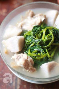 """Thực đơn cơm tối """"mùa nào thức nấy"""" rẻ ngon lại an toàn - http://congthucmonngon.com/202455/thuc-don-com-toi-mua-nao-thuc-nay-re-ngon-lai-toan.html"""
