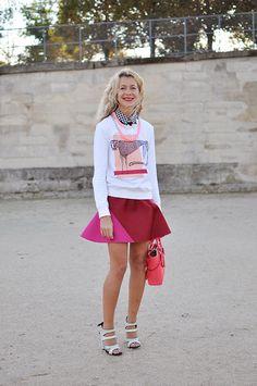 Natalie Joos - bit of pink