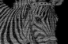 art in wisconsin   Notez que celui-ci est de l' ANSI ART , un dérivé de l'ASCII ART ...