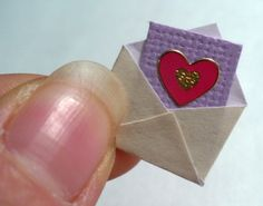 Learn how to make your own dollhouse miniatures for Valentine's Day: miniature candlesticks and taper candles, a miniature Valentine card, a miniature vase with a dozen tiny roses, and a miniature heart-shaped box of chocolates. Valentine Crafts For Kids, My Funny Valentine, Kids Crafts, Holiday Crafts, Valentines, Party Crafts, Art Party, Valentine Ideas, Valentine Cards