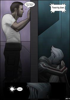 Mass Effect: Reunion Page 7 by calicoJill
