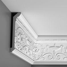 C308 | Corniches | Décoration de plafond | Orac Decor