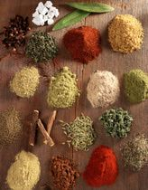 Old Bay Spice 1 Tground dried bay leaves 2 t celery salt1-1/2 t dry mustard1-1/2 t black pepper 1 t paprika 1t ground celery seeds1/2 t ground white pepper1/2 t ground nutmeg1/2 t ground ginger1/4 t crushed red pepper flakes1/8 t ground cloves1/8 t ground mace1/8 t ground cardamom1/8 t ground allspice