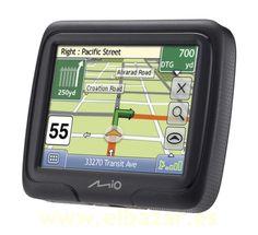 GPS Mio MOOV-M300  mapas de Iberia