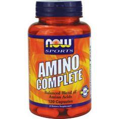 amino complete | amino complete acids | natural amino acids | amino vitamins | amino acids supplements