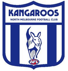 North Melbourne Football Club Logo | Portfolio - Modernized VFL Shield Logos | BigFooty AFL Forum