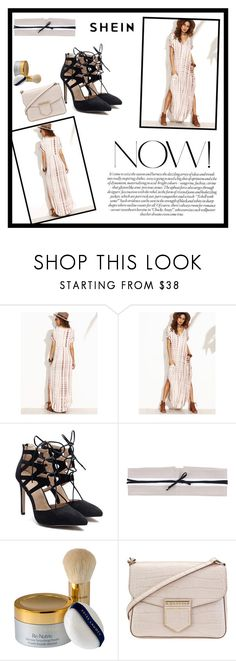 """""""NOW!"""" by europlina ❤ liked on Polyvore featuring Fisico, Estée Lauder and Givenchy"""