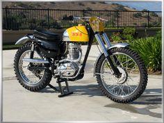 1966 BSA 441 Victor GP
