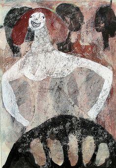 "The Dancer"" by Scott Bergey"