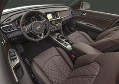 2017 Kia Optima SXL Interior