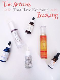 The essential serums to solve any skin problem.