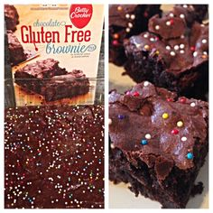 Low FODMAP Brownies