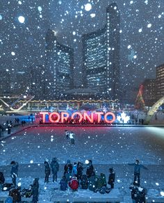 Likes, 79 Comments - Toronto Toronto Winter, Toronto Ontario Canada, Toronto City, Toronto Travel, Snow Storm Toronto, Toronto Skyline, Downtown Toronto, Moving To Canada, Canada Travel