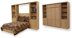 Planning on guests this summer? http://furnitureintherawtx.com/product/inwood-murphy-bed-wall-bed/